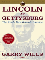 Lincoln at Gettysburg