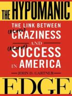 The Hypomanic Edge