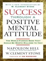 Success Through A Positive Mental Attitude