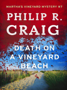 Death on a Vineyard Beach: Martha's Vineyard Mystery #7