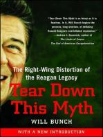 Tear Down This Myth