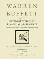 Warren Buffett and the Interpretation of Financial Statements