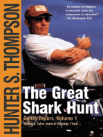 The Great Shark Hunt