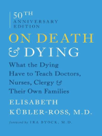 On Death and Dying