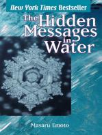 The Hidden Messages in Water