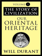 Our Oriental Heritage: The Story of Civilization, Volume I