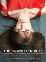 The Unwritten Rule