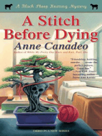 A Stitch Before Dying
