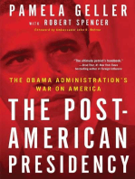 The Post-American Presidency