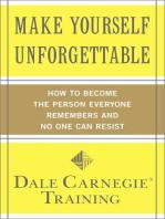 Make Yourself Unforgettable