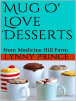 Mug O'Love Desserts