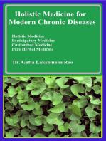 Holistic Herbal Medicine for Modern Chronic Diseases