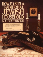 How to Run a Traditional Jewish Household