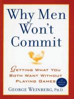 Why Men Won't Commit