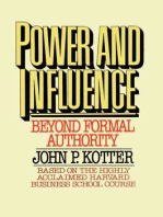 Power and Influence