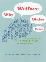 Why Welfare States Persist