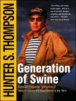 Generation of Swine