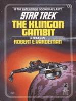 The Klingon Gambit