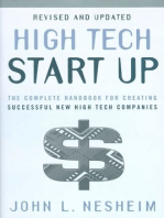 High Tech Start Up, Revised And Updated