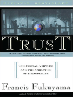 Trust: Human Nature and the Reconstitution of Social Order
