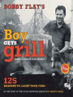 Bobby Flay's Boy Gets Grill