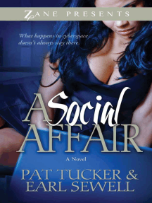 A Social Affair: A Novel