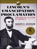 Lincoln's Emancipation Proclamation