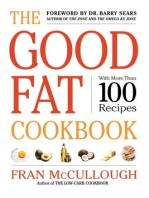 The Good Fat Cookbook