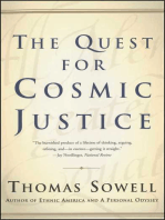 The Quest for Cosmic Justice