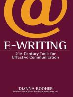 E-Writing