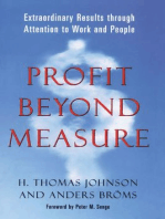 Profit Beyond Measure