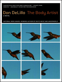 The Body Artist: A Novel