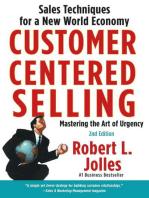 Customer Centered Selling