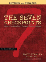 The Seven Checkpoints for Student Leaders