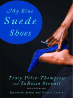 My Blue Suede Shoes