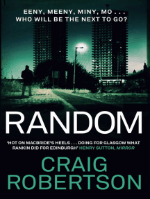 Random: A terrifying and highly inventive debut thriller