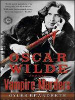 Oscar Wilde and the Vampire Murders