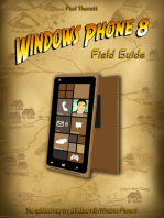 Windows Phone 8 Field Guide