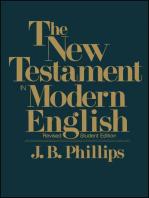 New Testament in Modern English