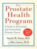 The Prostate Health Program