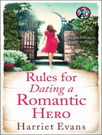 Rules for Dating a Romantic Hero