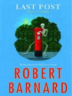 Last Post: A Novel of Suspense