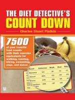 The Diet Detective's Count Down