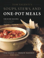 Tom Valenti's Soups, Stews, and One-Pot Meals