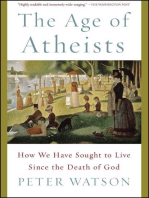 The Age of Atheists