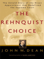 The Rehnquist Choice