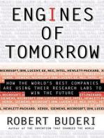 Engines Of Tomorrow