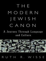 The Modern Jewish Canon