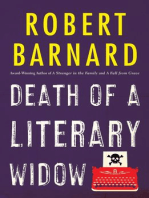 Death of a Literary Widow
