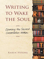 Writing to Wake the Soul